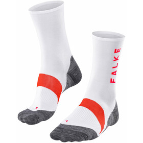 Falke BC6 Racing Biking Socks, white
